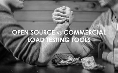 Open Source vs Commercial Load Testing Tools