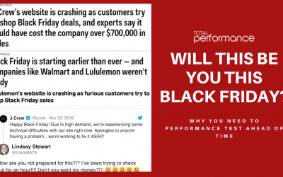 Black Friday 2019: Will Your Website Survive?
