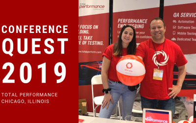 QUEST 2019 – Come Meet Total Performance!