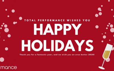 Happy Holidays from Total Performance!